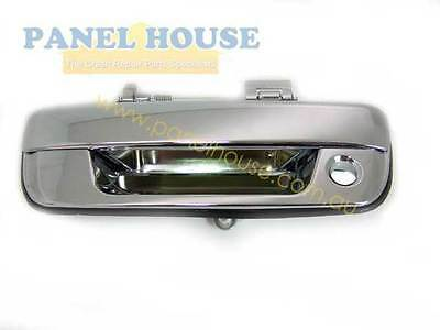 Holden Rodeo RA Ute 06 - 08 With Lock Hole Chrome Tailgate Handle Brand New