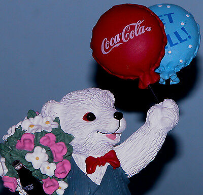 "Coca Cola Heritage Collection, Cavanaugh ""Can't Bear to See You Sick"" balloons"