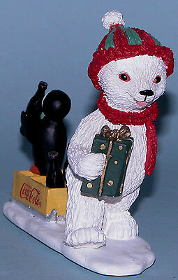 "Coca Cola Heritage Collection Cavanaugh ""To Grandmother's House We Go"" w penguin"