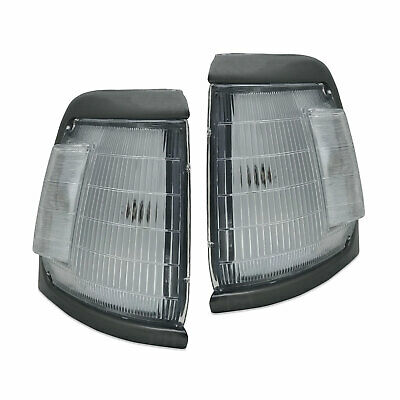 Toyota Hilux 2WD 92-96 Pair Of Front Corner Park lights Grey Surround New