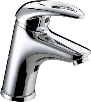 Bristan Java Single Lever Basin Mixer Tap With Clicker Waste Chrome J BAS C
