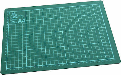 A4 Self Heal Non-Slip Cutting Mat w/ Optional Ruler/Circle Cutter/Rotary Cutter