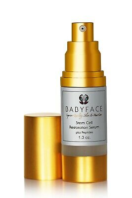 Babyface Plant STEM CELL Serum Anti-Aging Repair Peptides Matrixyl 3000