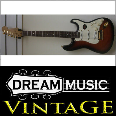 Fender Vintage USA Strat 50th Anniversary Collectable Electric Guitar