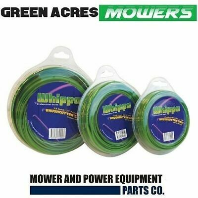 TRIMMER LINE CORD 2.7mm x 70m COMMERCIAL GRADE WHIPPER WIPPER SNIPPER
