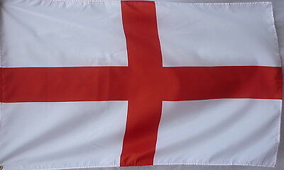 England Flag Cross of St George Flag Football Flag Various Sizes Designs