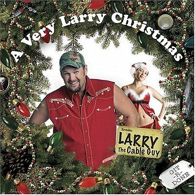 Larry the Cable Guy : A Very Larry Christmas CD (2004)