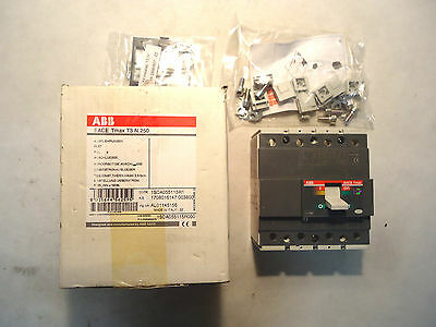 New In Box Abb Sace Tmax T3-N-250 T3N250 Circuit Breaker