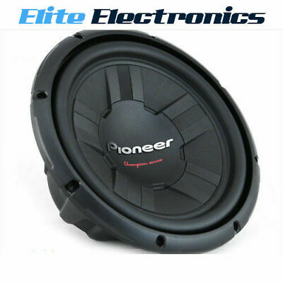 "Pioneer Ts-W311S4 Champion Series 12"" Single 4-Ohms Subwoofer Car Repl Ts-W310S4"