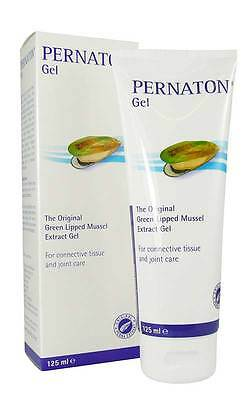 Pernaton® Gel 125ml Green Lipped Mussel Gel -  Connective tissue & Joint Care