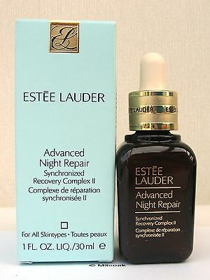 Estee Lauder Advanced Night Repair Synchronized Recovery Complex II 30ml - BNIB