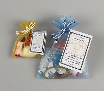 Personalised Option * Mother To Be Survival Kit Novelty Keepsake Gift