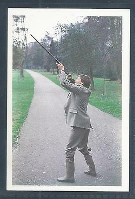 A Question Of Sport-1986-United States-Horse Racing-Steve Cauthen Out Shooting