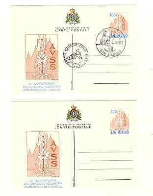 San Marino 1984 Olympics Scott # 1060-62 Fdc Olympic Cards & 2 Air Letters/cards