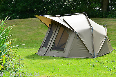Quality One Man Bivvy Dome + Accessories