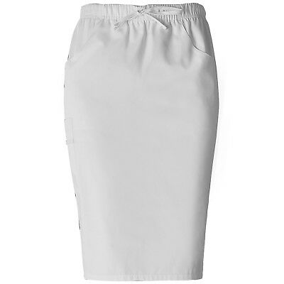 Dickies White Nursing Skirt - 84502 - Medical Missy Fit Sizes Xs -2Xl