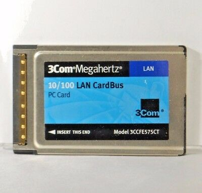 3COM MEGAHERTZ 10100 LAN PC CARD DRIVERS FOR WINDOWS DOWNLOAD