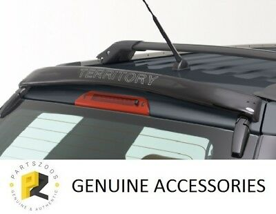 Ford Territory SX SY SZ Dust Deflector Rear Spoiler Tinted SX19008AA