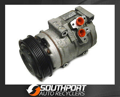 FORD FALCON or TERRITORY A/C COMPRESSOR PUMP SUIT BA/BF 6cyl 2002-2011
