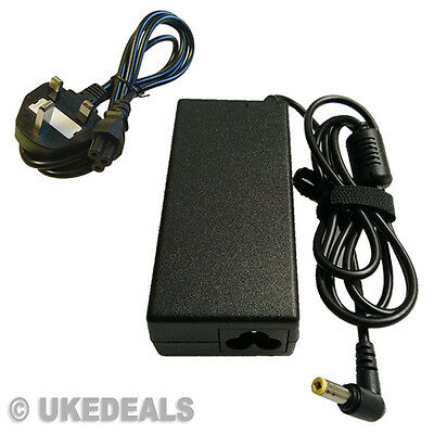 For Toshiba Satellite Pro L650 L500-19x Laptop Charger Adapter + LEAD POWER CORD