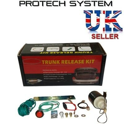 Electric boot (trunk) release / Door Popper KIT EBRK01
