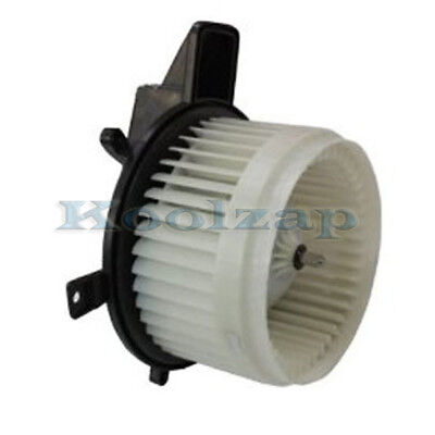 Chevy C//K Truck Front Heater AC A//C Condenser Blower Motor Assembly w//Fan Cage