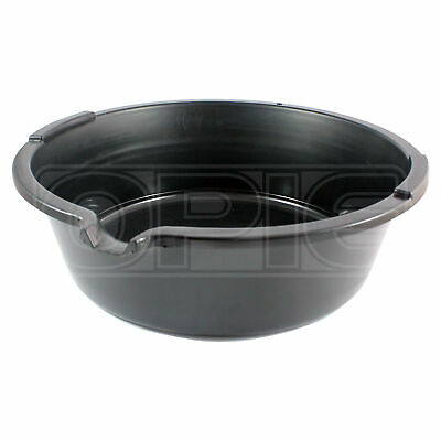 6 Litre Oil Drip Tray - with waste pouring spout
