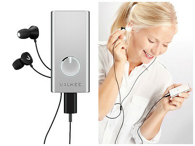 NEW VALKEE 2 SILVER Therapy Bright Light Headset CER Class 2A Medical Device