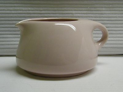 Russel Wright Iroquois Casual Pink Stacking Creamer Mid Century Modern Vintage