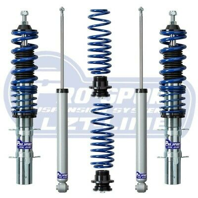Prosport Coilover Suspension Kit VW Golf Mk4 Bora New Beetle FWD