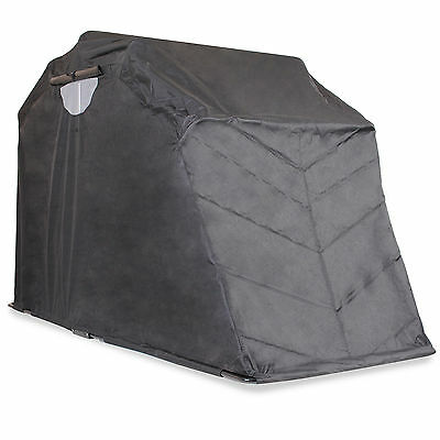 Waterproof Motorcycle Bike Quad Atv Scooter Moped Folding Portable Shelter Shed