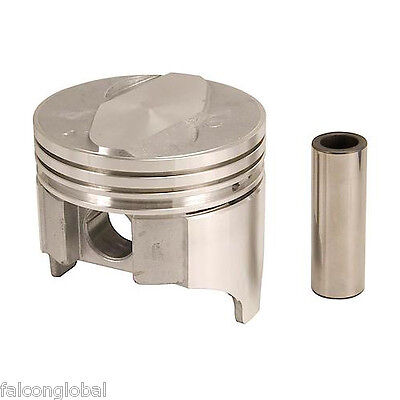 1968-1976 Ford Truck//Van//SUV 390 6.4L OHV V8 DISH TOP PISTONS /& RINGS