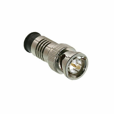 Compression BNC Plug Connector X 10