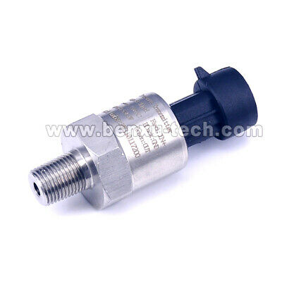 Pressure Transducer or Sender,0-150psi,5V,for Oil,Fuel,Diesel,Gas,Air,Water