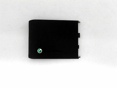 Brand New Genuine Sony Ericsson c905 BLACK Battery Cover Back Cover Replacement
