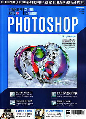 COMPUTER ARTS Pro Software Guide PHOTOSHOP Studio Training PRINT WEB VIDEO @NEW@