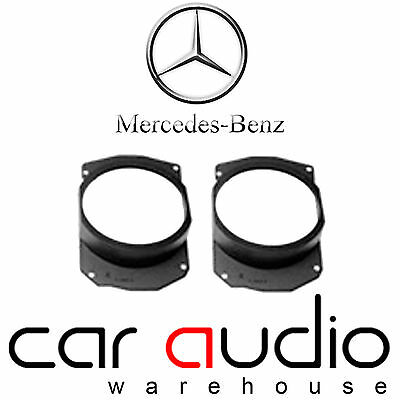 Connects2 CT25MC10 Mercedes C Class W202 93-00 Speaker Fitting Adapter Rear 10CM