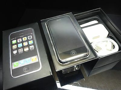 NEU Apple iPhone 2G 4GB 1.Generation OVP new sealed first Generation 1st 1th 1G