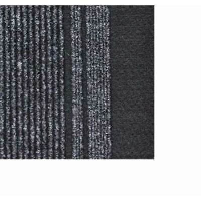 New HALLWAY RUNNER Mat Hall Carpet Cheap Rug 66cm Wide Typhoon Charcoal a metre
