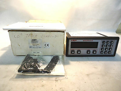 New In Box Kep Mb8A3A2Hr Electronic Counter With Display