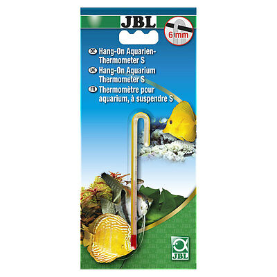 JBL Hang-on Aquarien-Thermometer - S (6mm) - Zubehör Präzisionsthermometer