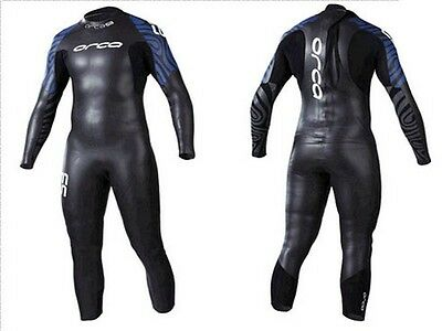 BRAND NEW ORCA S3 Triathlon Swimming Wetsuit Youth Size 2 - SAVE $60 NOW