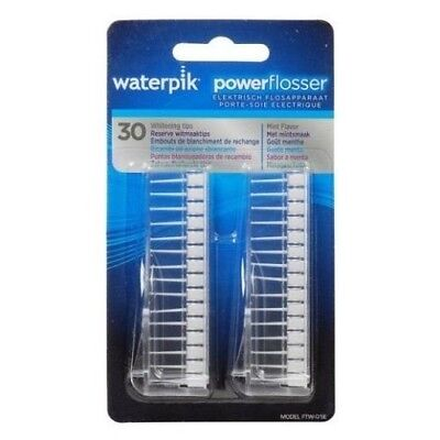 Waterpik Power Flosser 30 Replacement Floss Tips Whitening Dental Tooth Floss