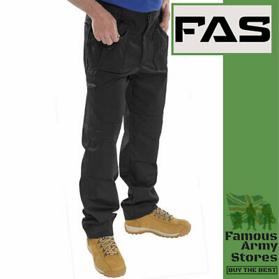 BRITISH Designed Tactical Action Army Security Military Trouser Combat Cargo Men