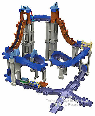 CHUGGINGTON STACKTRACK- DIE-CAST FLETCH by Tomy- NIP- Free 1st class ...