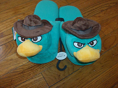 Phineas and Ferb AGENT P Perry the Platypus MEN'S ADULT SIZES M, L & XL