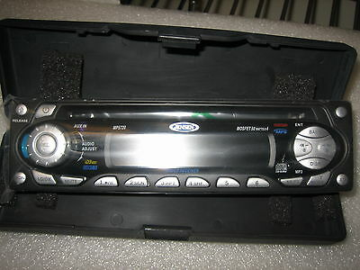 NEW JENSEN MP5720XM FACEPLATE WITH HARD CASE