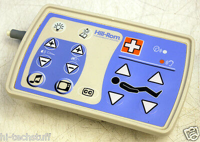 Hill-Rom P3207A-01 Hospital Bed Patient Pendant Controller