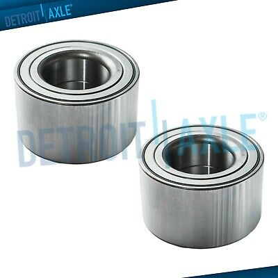 Ford Fusion Probe Mercury Milan Lincoln Zephyr Pair of Front Wheel Bearings