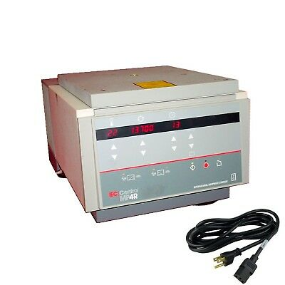 IEC Centra MP4R Benchtop Refrigerated Centrifuge w/ 851 Rotor